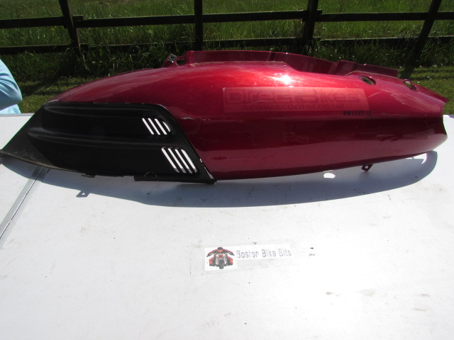 Direct Bikes DB125T Left Hand Rear Panel Stock No BBB 10523