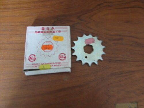 BEA Sprockets Gear Box Sprocket 265-15 New Old stock