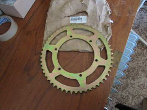 Rear Sprocket 52 tooth Part No RS6652 New Old Stock